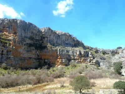 Parque Natural Barranco Río Dulce;agencias de viajes amigos madrid singles